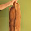 tagliere di design in legno di quercia
