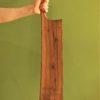 tagliere di design in legno di noce